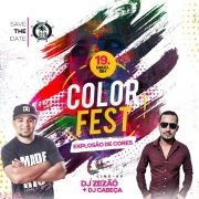 Color Fest - 19/05/18 - Leme - SP