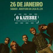 Legião Urbana - O Kazebre - 26/01/19 - São Paulo - SP