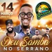 Deu Samba - Mumuzinho - 14/03/20 - Serra Negra - SP