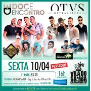 Doce Encontro - Vila do Samba - 10/04/20 - São Paulo - SP