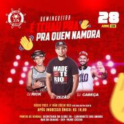 Domingueira Tchau Pra Quem Namora - 28/04/19 - Leme - SP