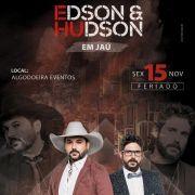 Edson & Hudson - 15/11/19 - Jaú - SP