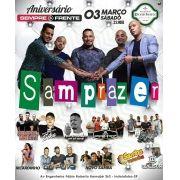 Samprazer - 03/03/18 - Indaiatuba - SP