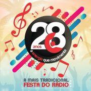 Festa 28 Anos Energia FM - 09/07/19 - Jaú - SP