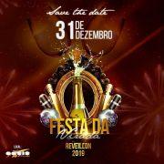 Festa da Virada - Oásis Club - 31/12/18 - Sorriso - MT