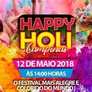 Happy Holi - 12/05/18 - Campinas - SP