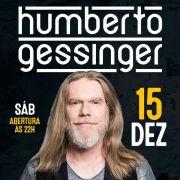 Humberto Gessinger - 15/12/18 - Campinas - SP