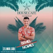 Israel Novaes - House Café Club - 23/03/19 - Taquarituba - SP
