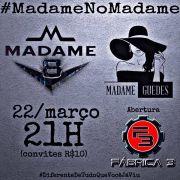 Madame V8 - Madame Guedes - 22/03/19 - Assis - SP