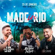 Made in Rio - Dilsinho - 29/01/20 - Governador Valadares - MG
