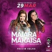 Maiara & Maraísa - Via Brasil - 29/03/18 - Bebedouro - SP