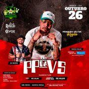 Mc PP da VS - Mr Frog - 26/10/19 - Santa Rosa de Viterbo - SP