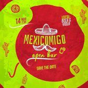 MexiComigo - 14/03/20 - Pirassununga - SP
