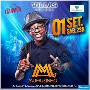Mumuzinho - Villas Club - 01/09/18 - Suzano - SP