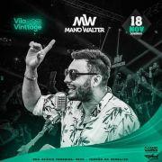 MW -  Mano Walter - Vila Vinttage - 18/11/18 - Taboão da Serra - SP