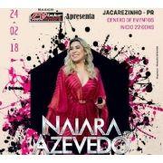 Naiara Azevedo - 24/02/18 - Jacarezinho - PR
