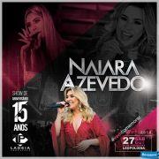 Naiara Azevedo - 27/10/18 - Leopoldina - MG