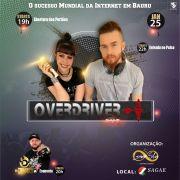 Overdriver Duo - 25/01/20 - Bauru - SP