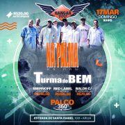Pagode na Palma da Mão - Turma do Bem - 17/03/19 - Arujá - SP