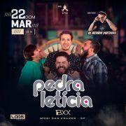 Pedra Letícia - 22/03/20 - Mogi das Cruzes - SP