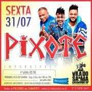 Pixote - Vila do Samba - 31/07/20 - São Paulo - SP