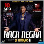 Raça Negra - Via Brasil - 10/08/18 - Americana - SP
