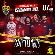 Raimundos - 07/03/20 - Ourinhos - SP