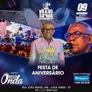 Reinaldo - Vila do Samba - 09/11/18 - São Paulo - SP