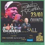 Renato da Rocinha - Vila do Samba - 23/01/20 - São Paulo - SP