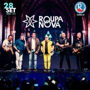 Roupa Nova - Via Brasil - 28/09/18 - Itapira - SP