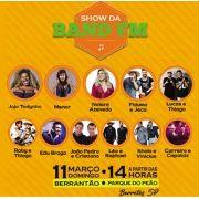 Show da Band FM - 11/03/18 - Barretos - SP