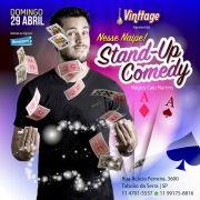 Show Stand up comedy - Nesse Naipe! - 29/04/18 - Taboão da Serra - SP