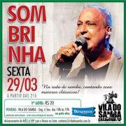 Sombrinha - Vila do Samba - 29/03/19 - São Paulo - SP