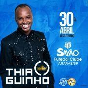 Thiaguinho - Via Brasil - 30/04/18 - Araras - SP