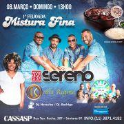 Vou Pro Sereno - 08/03/20 - São Paulo - SP