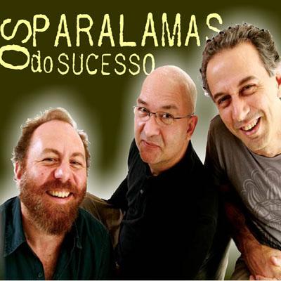 Os Paralamas do Sucesso - 04/08 - Tupã - SP