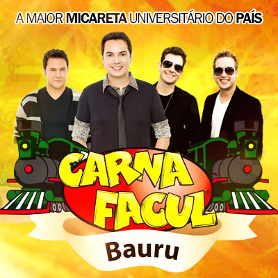 Carnafacul 2012 - 08/12 - Bauru - SP