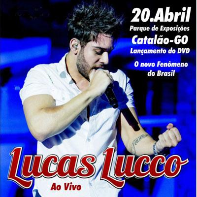 Lucas Lucco - 20/04/13 - Catalão - GO
