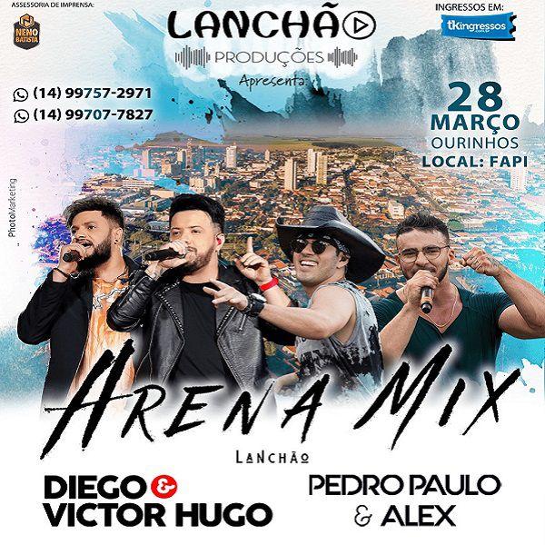 Arena Mix - 28/03/20 - Ourinhos - SP