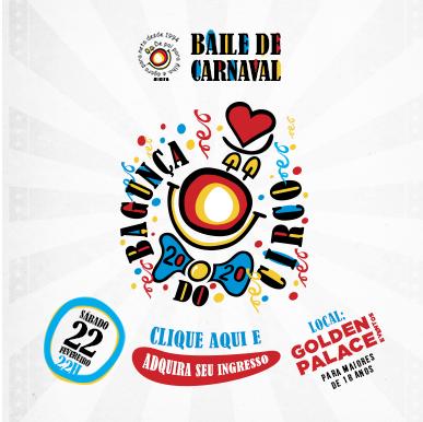 Bagunça do Circo - 22/02/20 - Marília - SP