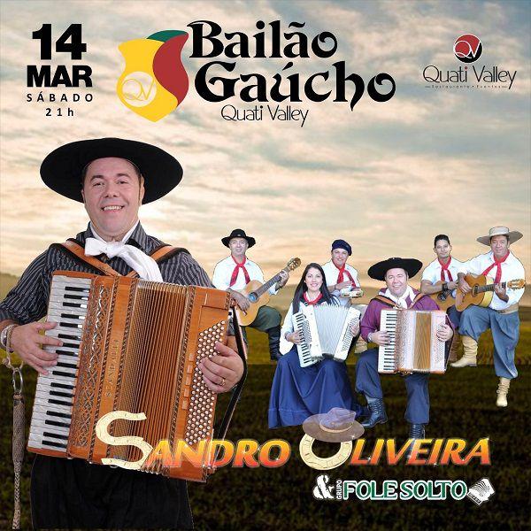 Bailão Gaúcho - 14/03/20 - Fartura - SP