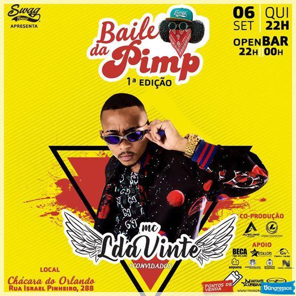 Baile da Pimp - 06/09/18 - Governadores Valadares - MG