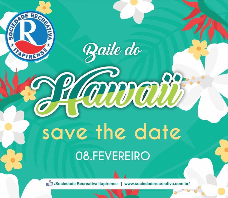 Baile do Hawaii 2020 - 08/02/20 - Itapira - SP