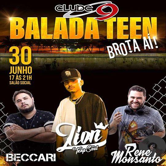 Balada Teen - Brota Aí! - 30/06/19 - Indaiatuba - SP