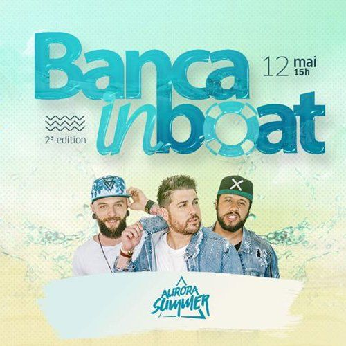 Banca In Boat - 12/05/18 - Barra Bonita - SP