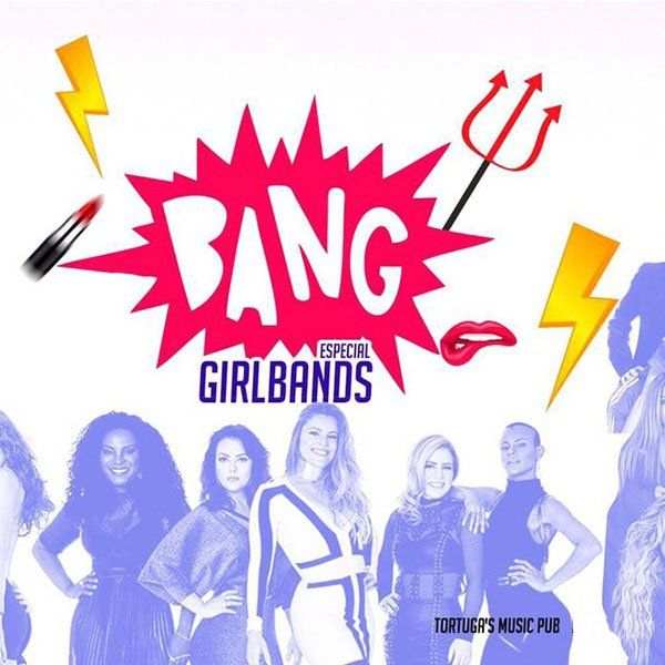Bang - Especial GirlsBands - 23/03/18 - Rio Claro - SP