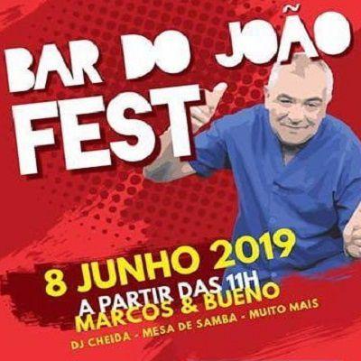 Bar do João Fest - 08/06/19 - Mogi das Cruzes - SP