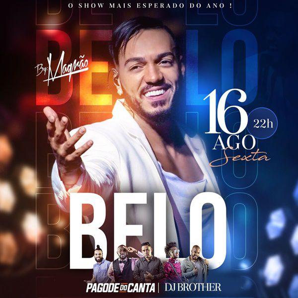 Belo - 16/08/19 - Mogi das Cruzes - SP