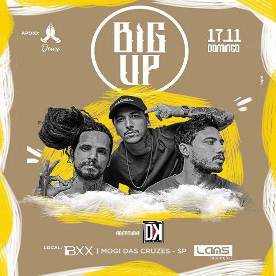 Big Up - Buxixo Bar - 17/11/19 - Mogi das Cruzes - SP