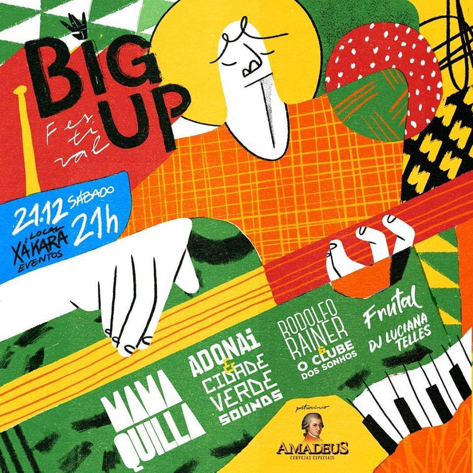 Big Up Festival - 21/12/19 - Londrina - PR